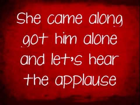 Better Than Revenge - Taylor Swift+Lyrics