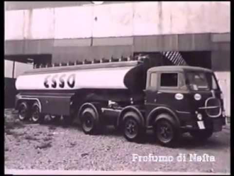 Camion storici dal vero in foto e in miniatura youtube - Foto di grandi camion ...