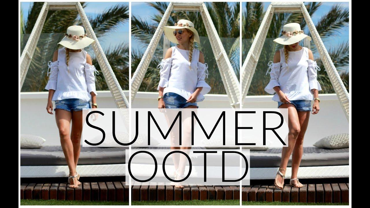 SUMMER OOTD | PART 3 | DORISKA