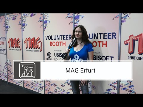 Know Your STUFF || MAG Erfurt
