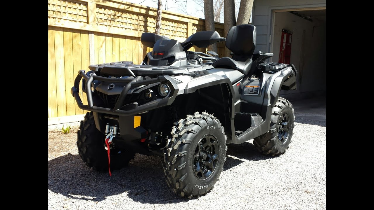 Can Am Outler Max 650 Workshop Service Repair