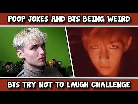 HARDEST BTS TRY NOT TO LAUGH CHALLENGE #10 [BTS CRACK]