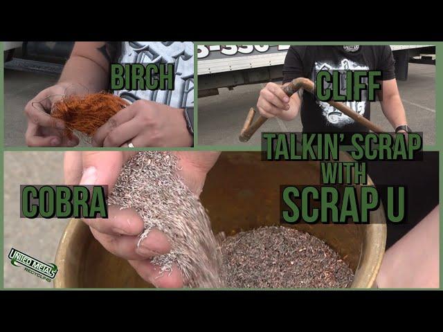 Talkin Scrap' + Scrap U