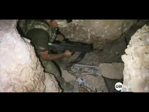 أخبار حصرية - شاهدوا النفق الذي إستخدمه داعش لتفخيخ السيارات في #الموصل  - نشر قبل 3 ساعة