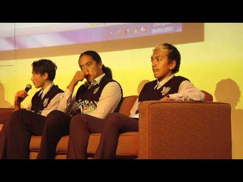 Rangatahi, Turamarama ki te Ora National Maori Suicide Prevention Conference 2015