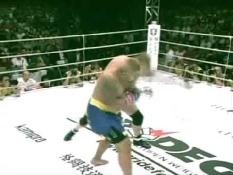 PRIDE 2006 Open Weight Grand Prix Highlights