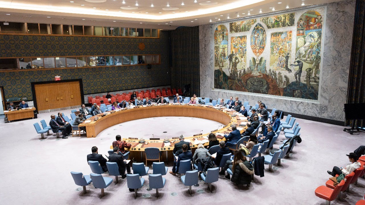 Linkage of Counterterrorism and transnational organized crime - Security Council (6 August 2020)