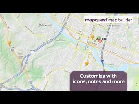 MapQuest For Travelers, Bloggers, Developers & More