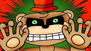 Minecraft Fnaf: Nedd Bear Takes Over (Minecraft Roleplay)