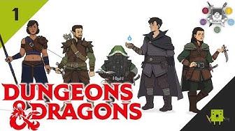 Das Abenteuer beginnt ⚔️ - D.E.M.I.D. Folge 1 - Pen & Paper [Dungeons and Dragons]