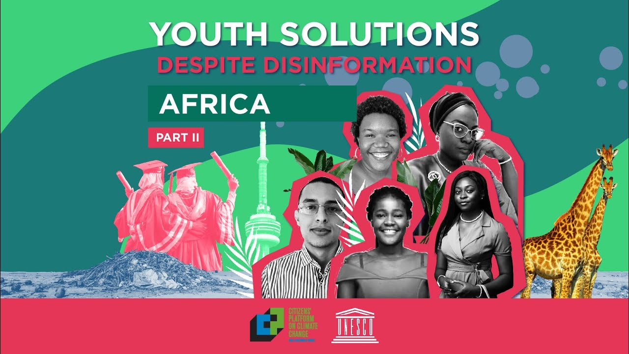 Youth Solutions in Africa - part 2