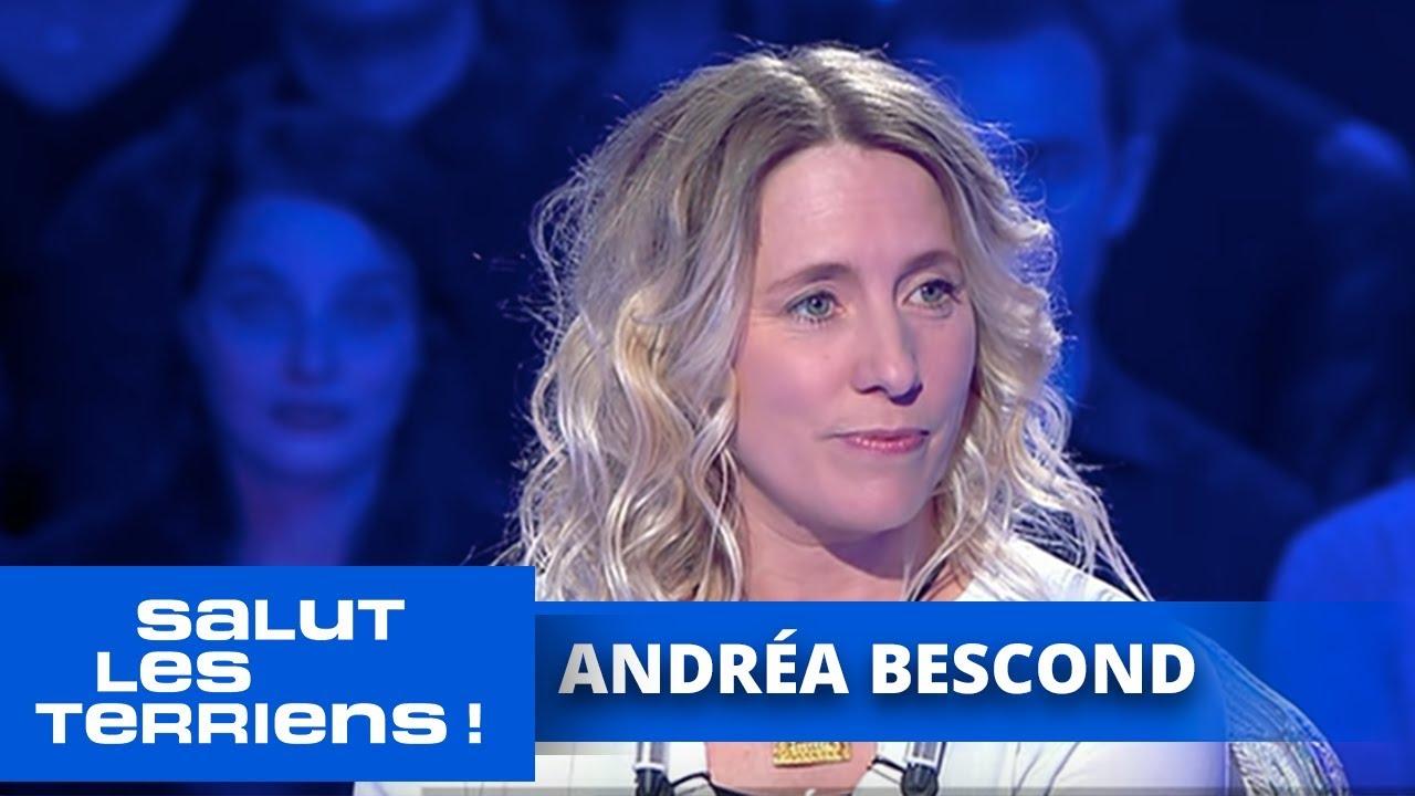 Andrea Bescond, victime d'un pédophile, elle en a fait un spectacle - Salut les terriens