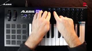 Alesis VI25 & Ableton Live