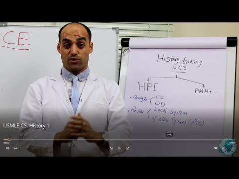 History Taking for USMLE Step 2 CS, A Simplified Approach.mp4