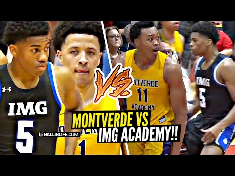 Montverde Vs IMG Academy CLASH Of The Titans!! POWERHOUSES BATTLE IT OUT In CHAMPIONSHIP GAME!!