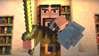 Minecraft: STORY MODE: Assembly Required - Part 11