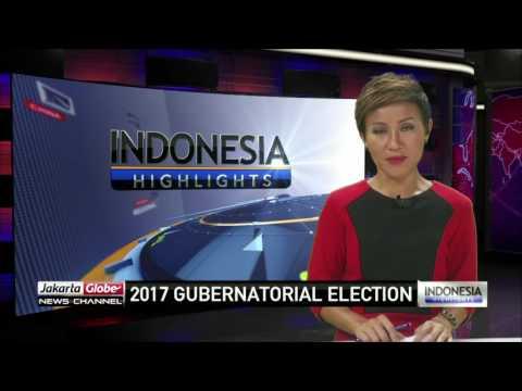 Jakarta Gubernatorial Election Candidates' Recent Electability