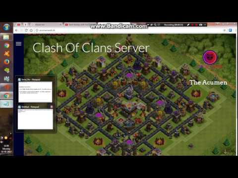 THE ONLY WAY TO HACK CLASH OF CLANS- 100% LEGAL