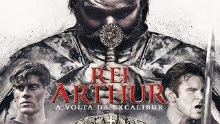 Rei Arthur A Volta da Excalibur - Trailer