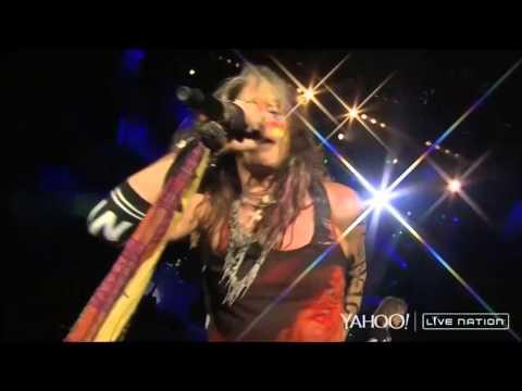 Aerosmith Sweet Emoti  9 9 14 Detroit