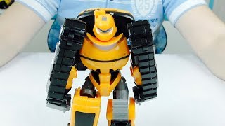 Игрушки для мальчиков Машинки ТОБОТЫ и  Трансформер Оптимус Прайм из мультика Transformers toys