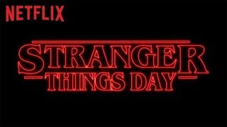 """Netflix Declares Nov. 6th as """"Stranger Things"""" Day + More News Stories Trending Now"""