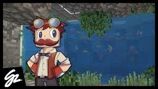 BUILDING A FISH AQUARIUM! - Minecraft - #98