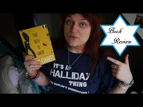BOOK REVIEW | THE BOY IS BACK BY MEG CABOT