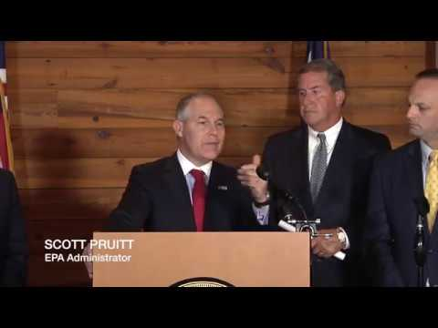 EPA Administrator Meets With SC Farmers, Industry Over Water Rule