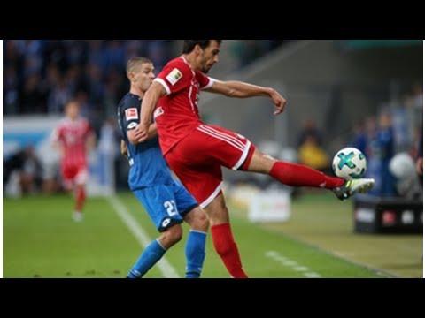 Fc Bayern Vs 1899 Hoffenheim Fussball Heute Live Im Tv Und