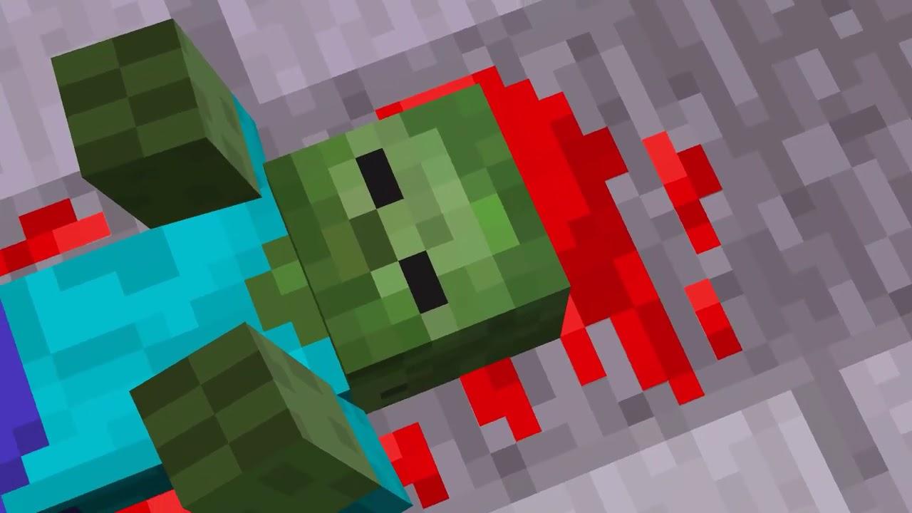 """ZOMBİ İSTİLASI"" - Fragman HD (Minecraft)"