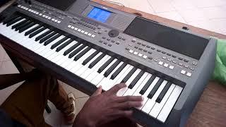 Piano seben tutorial in F F# & C (vol 5)