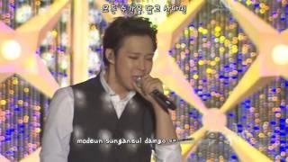 Park Yoochun 박유천 - Thirty/서른../Lazy Life (The Return Of The King) [eng + rom + hangul + karaoke sub]