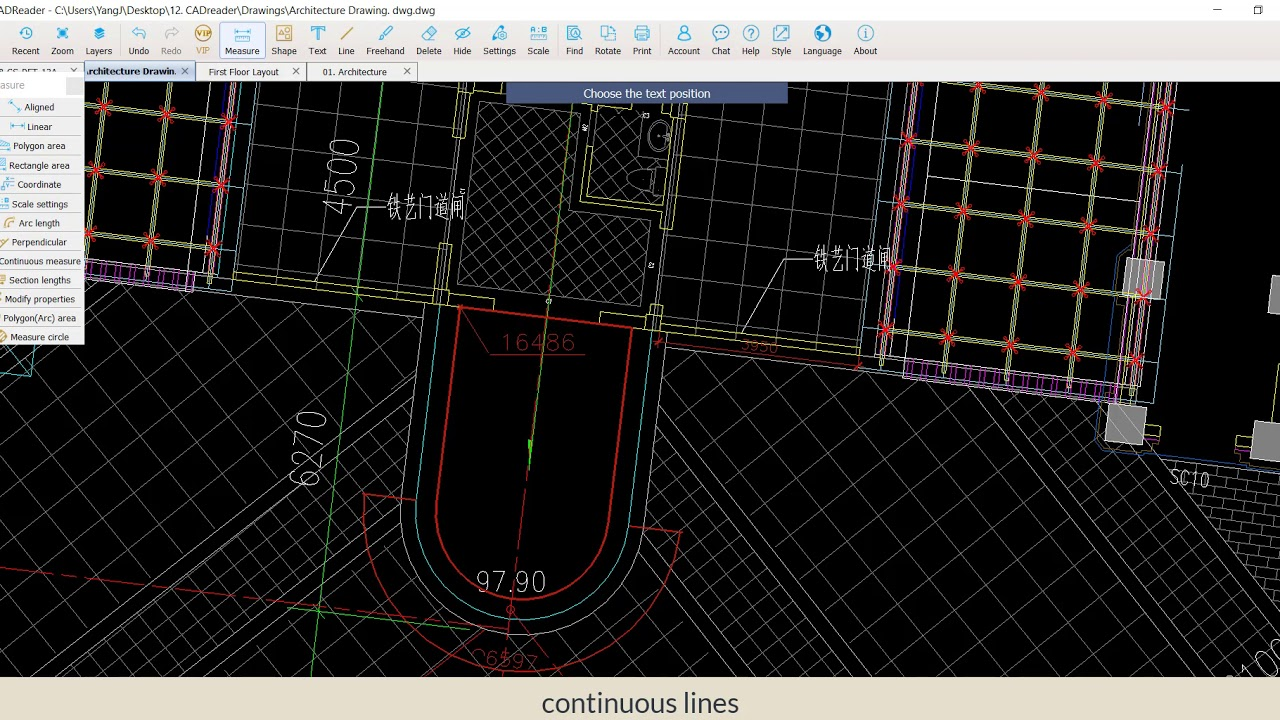 dxf viewer c