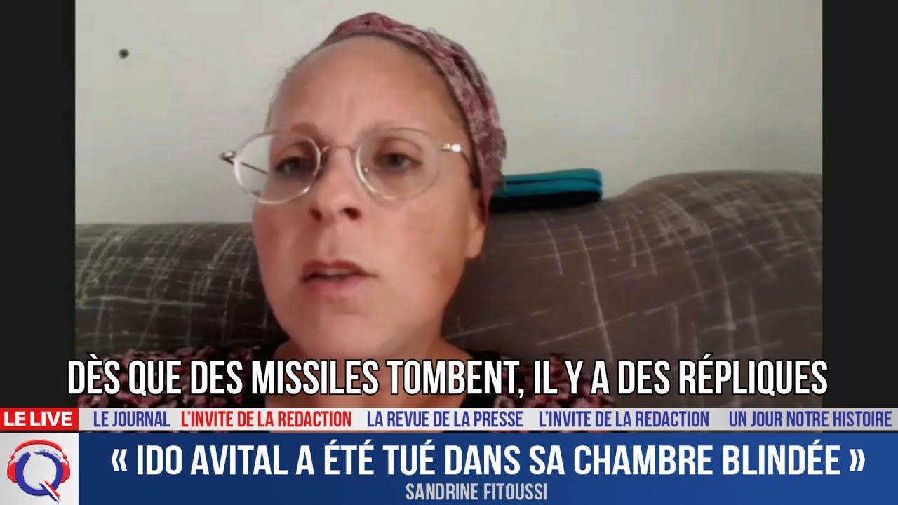 « Ido Avital a été tué dans sa chambre blindée » - L'invité du 13 mai 2021