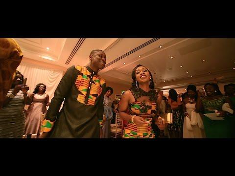 Claudia & Bernard - Ghanaian Wedding