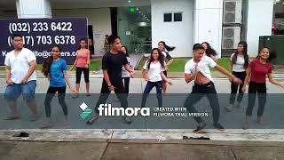 Team General Contemporary,HipHop,Sinulog Festival