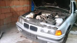 BMW 320i sans huile à plein régime