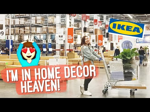 Ikea Shopping Tour // By Elle Uy