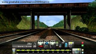 Train Simulator 2012 Railworks 3 - GamePlay - Simulador de trenes para PC