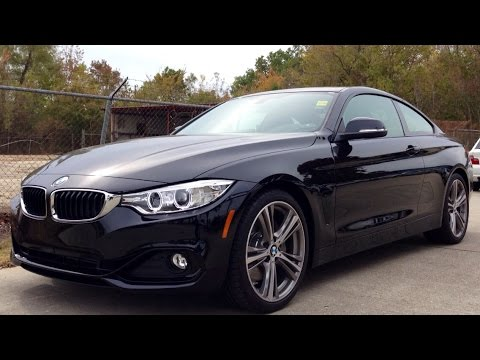 2015 BMW 435i Coupe Sport Full Review, Start Up, Exhaust