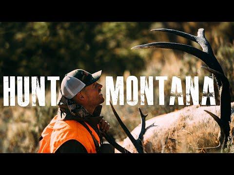 How To Hunt Montana