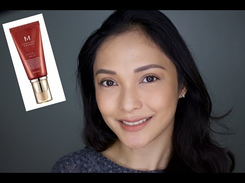 Missha Perfect Cover BB Cream   Wear Test (Humid climate)