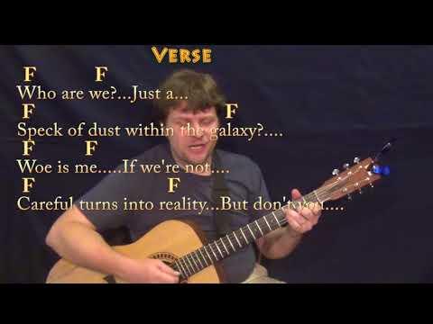 Lost Stars (Adam Levine) Guitar Cover Lesson with Chords/Lyrics