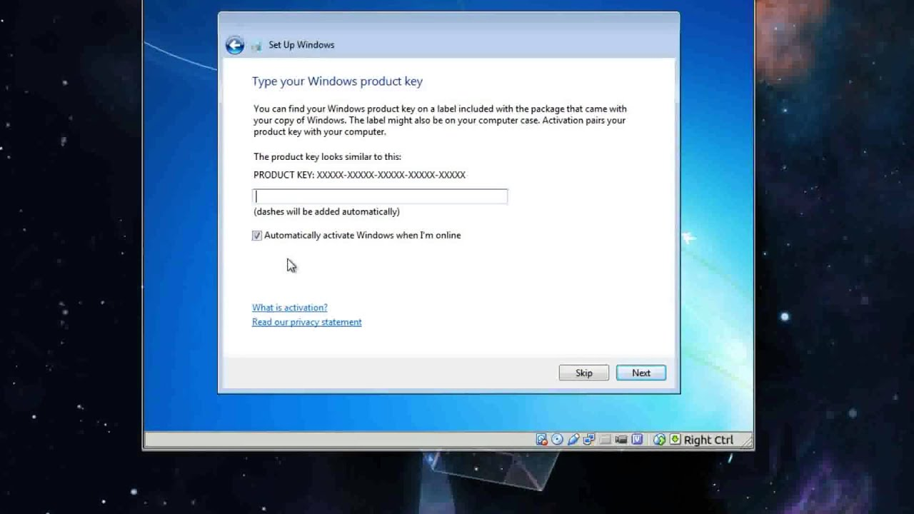 How To Install Windows 7 in Arch Linux using Virtualbox ...