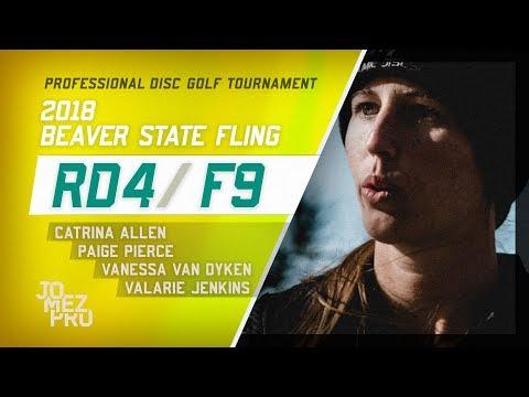 2018 Beaver State Fling | Final RD, F9, FPO | Allen, Pierce, Jenkins, Van Dyken