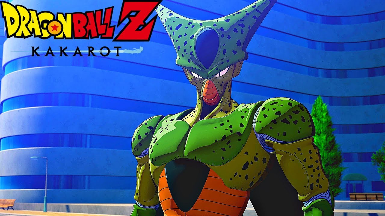 Super Namek Piccolo Vs Imperfect Cell Dragon Ball Z Kakarot Cell Saga Youtube