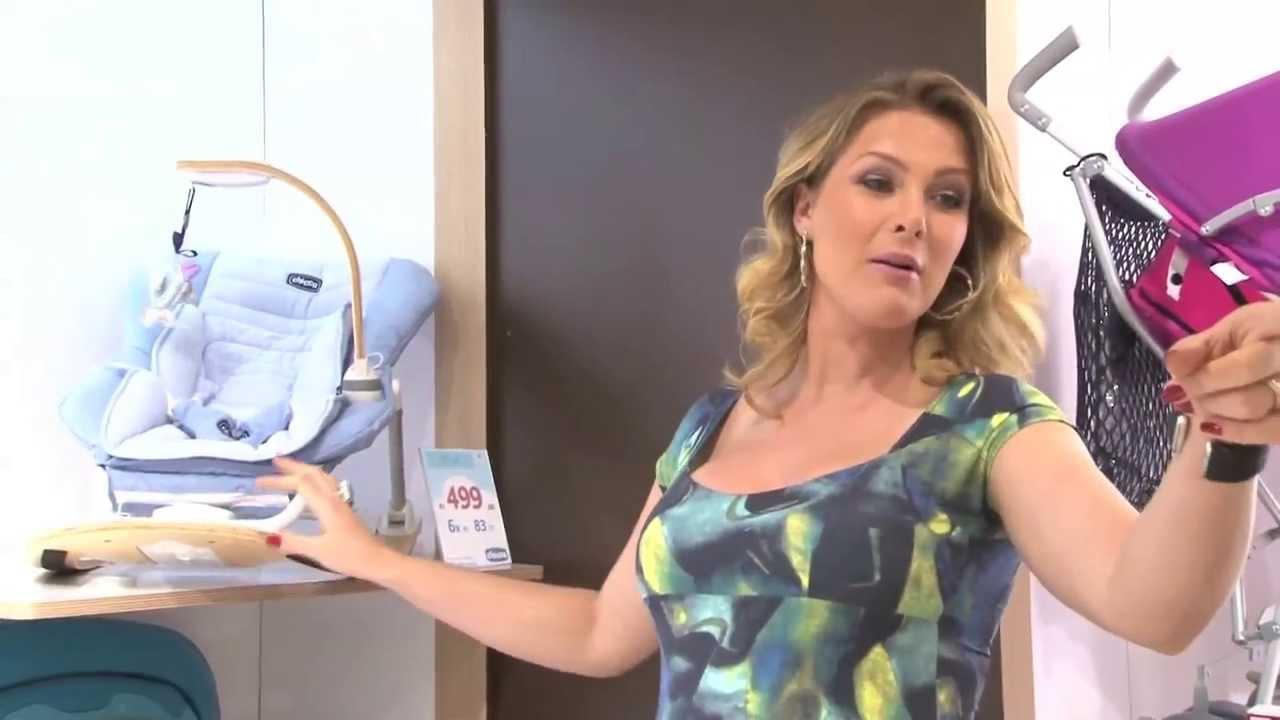 Ana Hickmann  desejos e esportes de grávida - YouTube 18d64455a7