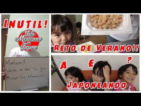 Reto de verano Nina la youtuberina aprendiendo palabrotas japoneando vato mexicano en japon