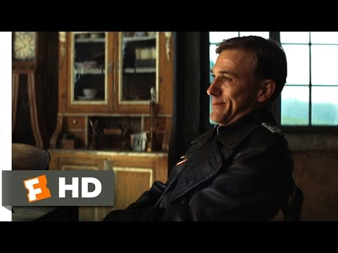 Inglourious Basterds (1/9) Movie CLIP - The Jew Hunter (2009) HD